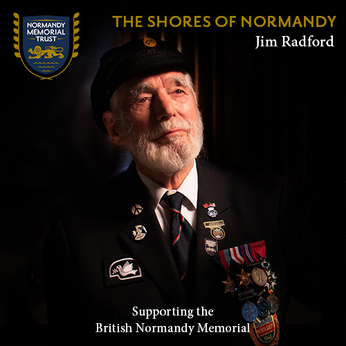 Shores of Normandy by Jim Radford